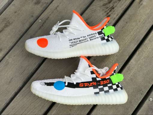 ADIDAS Yeezy Boost 350 V2 OFF-WHITE World Cup