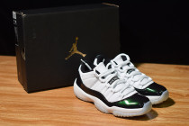 AIR JORDAN 11 Low  Emerald AJ11
