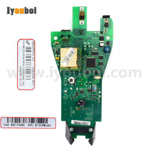 Cradle (BC-8030) Power PCB Replacement for Datalogic PowerScan M8300