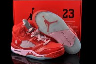 Air Jordan 5 women shoes AAA 015