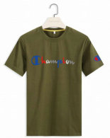 Champion short round collar T-shirt S-XXXXL  (7)