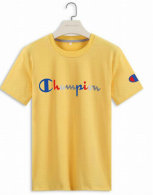 Champion short round collar T-shirt S-XXXXL  (4)
