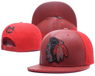 Chicago Blackhawks Snapback Hat (98)