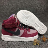 Nike Air Force 1 Mid Women Shoes 004