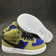 Nike Air Force 1 Mid Women Shoes 003