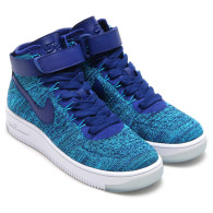 Nike Air Force 1 Flyknit Women-001