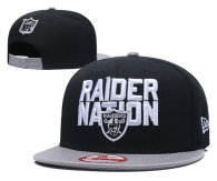 NFL Oakland Raiders Snapback Hat (433)