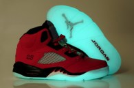 Air Jordan 5 women shoes AAA 006
