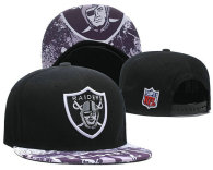 NFL Oakland Raiders Snapback Hat (437)