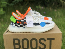 Authentic OFF-WHITE x Adidas Yeezy Boost 350
