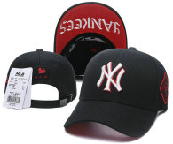 MLB New York Yankees Snapback Hat (504)