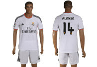 Real Madrid Soccer Club Jersey 111