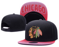 NHL Chicago Blackhawks Snapback Hat (79)