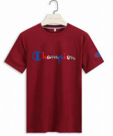 Champion short round collar T-shirt S-XXXXL  (15)