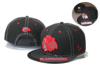 NHL Chicago Blackhawks Snapback Hat (82)