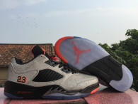 Air Jordan 5 Shoes (3M Reflective) 004