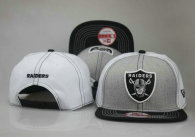NFL Oakland Raiders Snapback Hat (431)