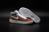 Nike Air Force 1 Flyknit Women-002