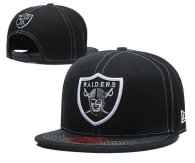 NFL Oakland Raiders Snapback Hat (430)