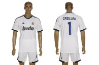 Real Madrid Soccer Club Jersey 055