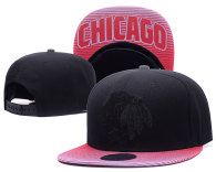 NHL Chicago Blackhawks Snapback Hat (80)