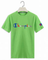Champion short round collar T-shirt S-XXXXL  (18)