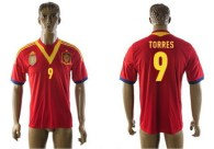 13 14 Spain Thai  Jerseys(2)