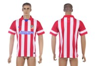 13 14 Atletico Madrid Thai jersey(2)