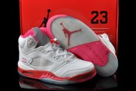 Air Jordan 5 women shoes AAA 016