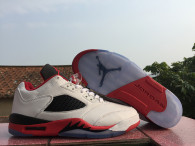 Air Jordan 5 Shoes (3M Reflective) 005