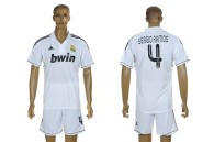 Real Madrid Soccer Club Jersey 042