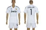 Real Madrid Soccer Club Jersey 156