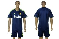 Real Madrid Soccer Club Jersey 057