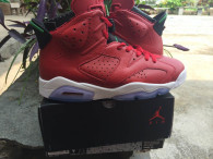 "Perfect Air Jordan 6 Women ""History Of Jordan"""
