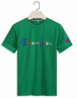 Champion short round collar T-shirt S-XXXXL  (12)