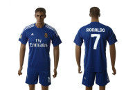 Real Madrid Soccer Club Jersey 098