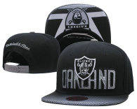 NFL Oakland Raiders Snapback Hat (438)