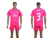 Real Madrid Soccer Club Jersey 020