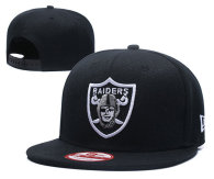 NFL Oakland Raiders Snapback Hat (429)