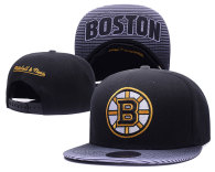 NHL Boston Bruins Snapback Hat (13)