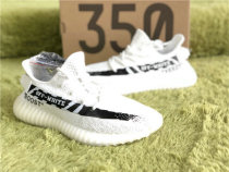 Authentic OFF-WHITE x Adidas Yeezy Boost 350 V2 White