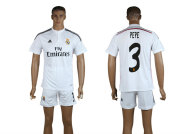 Real Madrid Soccer Club Jersey 208