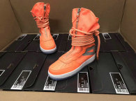 Authentic Nike Special Field Air Force 1 2.0 Orange
