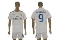 Real Madrid Soccer Club Jersey 094