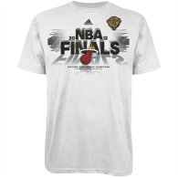 Miami Heat adidas 2012 Eastern Conference Champions T-Shirt  (7)
