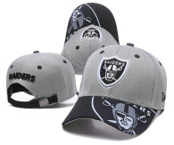 NFL Oakland Raiders Snapback Hat (436)