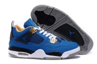 Air Jordan 4 Canvas Shoes 001