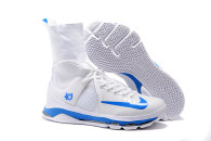 Nike KD 8 Elite white blue
