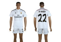 Real Madrid Soccer Club Jersey 184