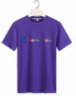 Champion short round collar T-shirt S-XXXXL  (2)